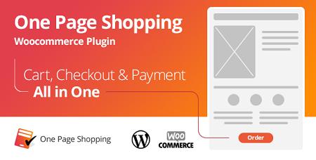 سفارش محصول ووکامرس در یک صفحه با WooCommerce One Page Shopping نسخه 2.5.4