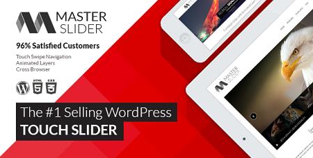 افزونه اسلایدر پیشرفته Master Slider وردپرس نسخه ۲٫۲۹٫۰