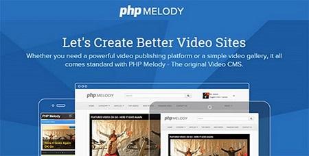 اسکریپت اشتراک گذاری ویدئو PHPMelody نسخه 2.5