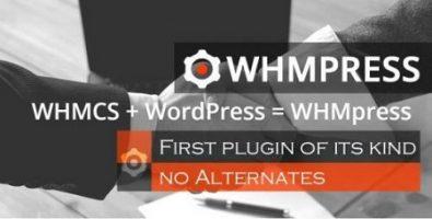 ادغام وردپرس و WHMCS با افزونه WHMpress نسخه 4.5.1