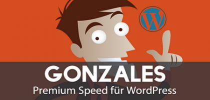 افزونه افزایش سرعت وردپرس Gonzales نسخه 2.1