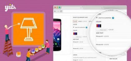 افزونه افزودن ویژگی به محصولات WooCommerce Product Add-Ons Premium ووکامرس نسخه 1.5.5