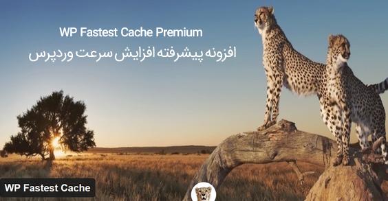 افزونه افزایش سرعت وردپرس WP Fastest Cache Premium