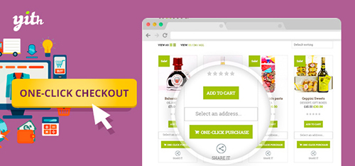 افزونه خرید فوری ووکامرس YITH WooCommerce One-Click Checkout