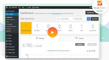 افزونه گوگل آنالیز Analytify Pro وردپرس نسخه 2.0.20