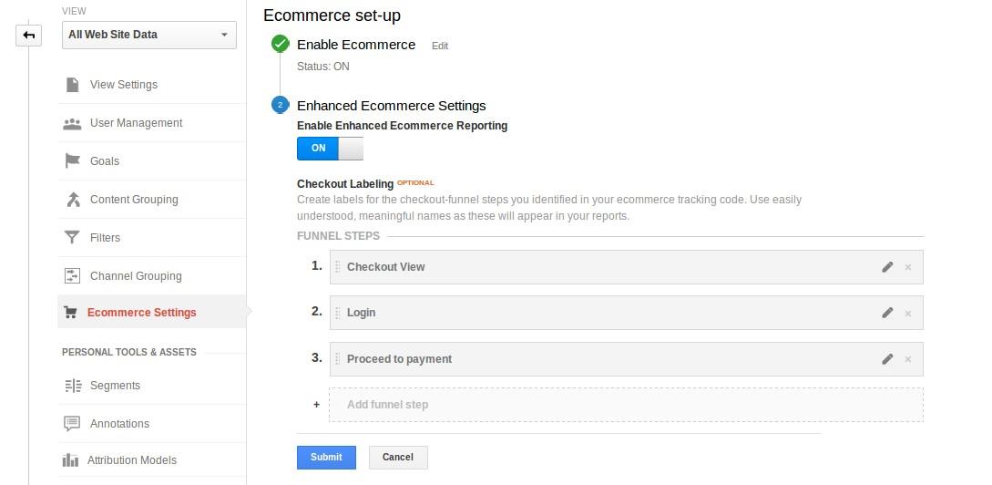 افزونه Enhanced E-commerce در ووکامرس