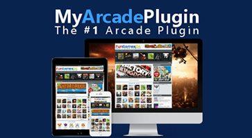 افزونه بازی آنلاین MyArcadePlugin Pro وردپرس نسخه 5.34.0