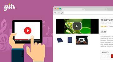 افزونه افزودن ویدئو و صدا به محصولات Featured Audio & Video Content ووکامرس نسخه 1.1.21
