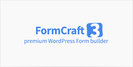 افزونه ساخت انواع فرم FormCraft وردپرس نسخه ۳٫۸٫۲