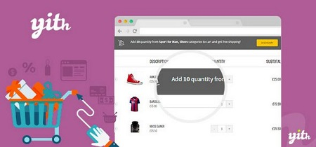 افزونه YITH WooCommerce Cart Messages Premium v1.4.1