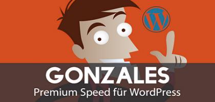 افزونه افزایش سرعت وردپرس Gonzales نسخه 2.1.4