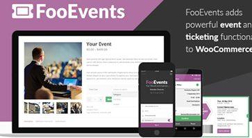 افزونه رزرو بلیط رویدادها FooEvents ووکامرس نسخه 1.10.5