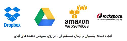 افزونه فارسی پشتیبان گیری UpdraftPlus وردپرس نسخه ۲٫۱۶٫۲۷٫۲۴