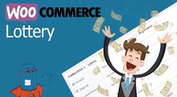 افزونه قرعه کشی ووکامرس WooCommerce Lottery نسخه 1.1.22
