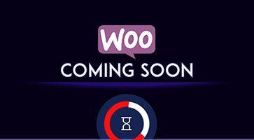 افزونه محصولات به زودی  Woo Coming Soon ووکامرس 2.0