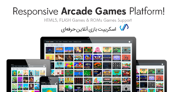 Arcade-Game-Script-HTML5-Flash-Games-Games-Platform