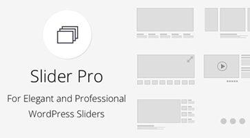 افزونه اسلایدر واکنش گرا Slider Pro وردپرس نسخه 4.6.0