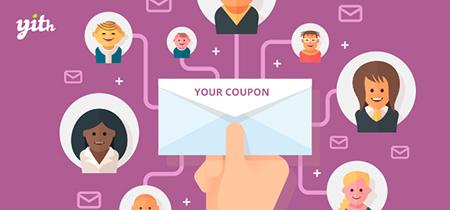 افزونه سیستم ایمیل کوپن YITH WooCommerce Coupon Email System ووکامرس