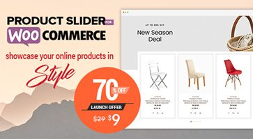 افزونه اسلایدر محصولات Product Slider For WooCommerce ووکامرس نسخه 2.0.3
