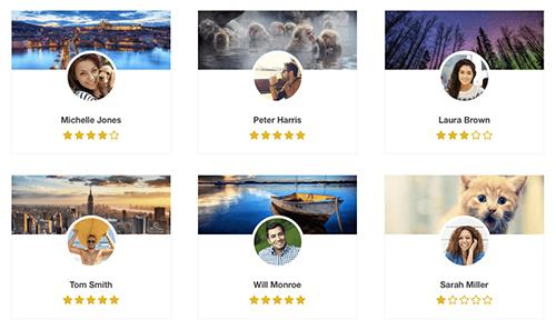 افزونه User Reviews نقد و بررسی کاربران Ultimate Member نسخه ۲٫۱٫۰