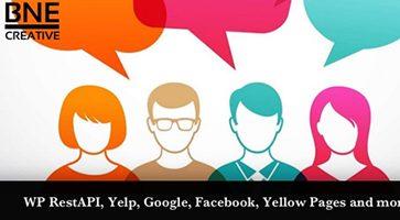افزونه بررسی و نظرات مشتریان BNE Testimonials Pro وردپرس نسخه 2.8.7