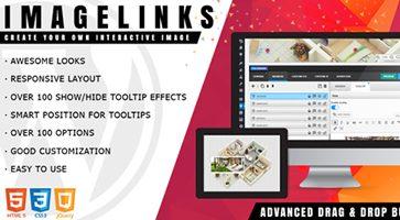 افزونه ImageLinks سازنده تصویر تعاملی برای وردپرس نسخه 1.5.1