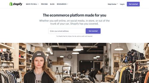 مقایسه فروشگاهسازهای ووکامرس و مجنتو و پرستاشاپ و Shopify