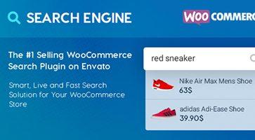 افزونه موتور جستجو WooCommerce Search Engine ووکامرس نسخه 2.1.2