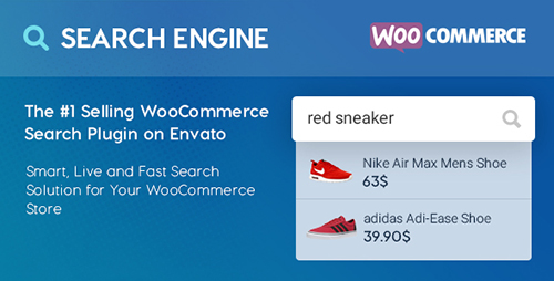 افزونه موتور جستجو WooCommerce Search Engine ووکامرس