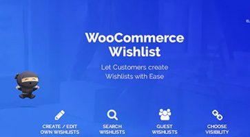 افزونه لیست علاقه مندی ها WooCommerce Wishlist ووکامرس نسخه 1.0.11