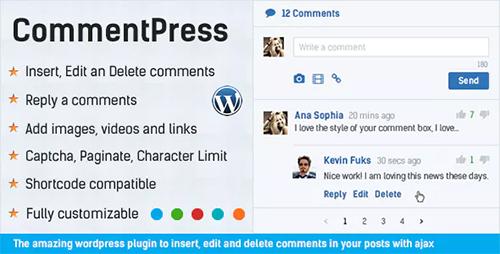 افزونه نظرات وردپرس CommentPress