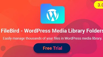 افزونه FileBird پوشه بندی رسانه ها در وردپرس نسخه 3.9