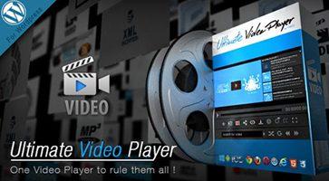 افزونه Ultimate Video Player پخش کننده ویدئو وردپرس نسخه 7.1