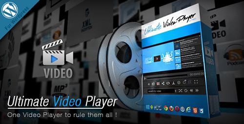 افزونه Ultimate Video Player پخش کننده ویدئو وردپرس