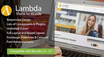پوسته چند منظوره Lambda وردپرس نسخه 1.59.12