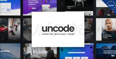 پوسته چندمنظوره Uncode وردپرس نسخه 2.1.0