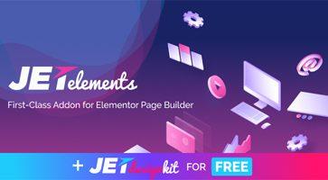 افزونه فارسی JetElements افزودنی های حرفه ای المنتور نسخه 2.5.2