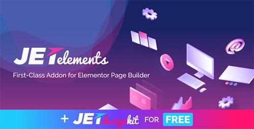 افزونه JetElements