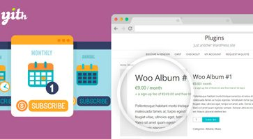 افزونه فارسی اشتراک ویژه YITH WooCommerce Subscription ووکامرس نسخه 1.7.6
