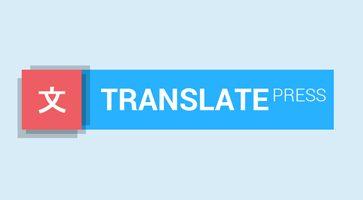 افزونه ایجاد سایت چند زبانه TranslatePress وردپرس نسخه 1.9.6