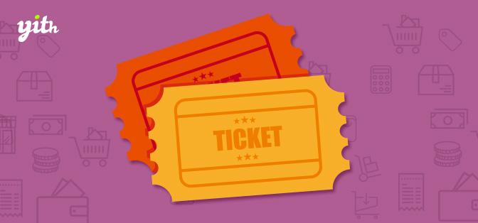افزونه ایجاد سیستم فروش بلیط yith event tickets