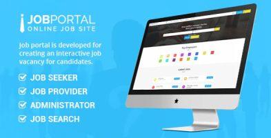 اسکریپت کاریابی Job Portal نسخه 3.1