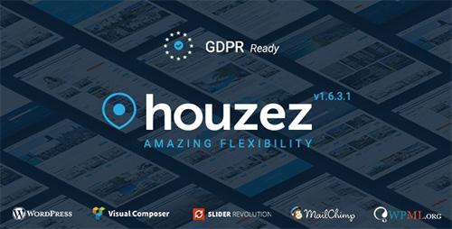 پوسته مشاور املاک Houzez وردپرس نسخه ۲٫۱٫۲