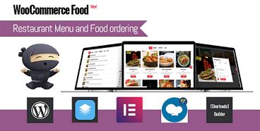 افزونه WooCommerce Food سفارش غذا رستوران ووکامرس نسخه 2.0.1