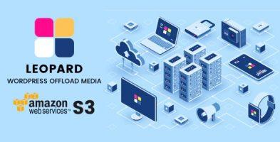 افزونه بارگذاری رسانه Leopard وردپرس نسخه : 2.0.2