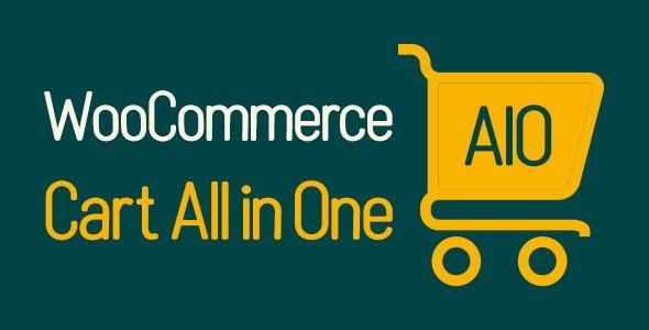 افزونه افزودن امکانات به سبدخرید ووکامرس WooCommerce Cart All in One