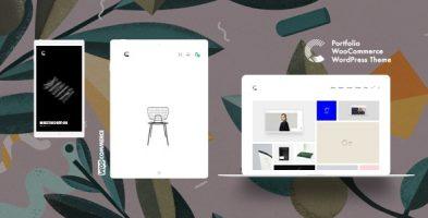 Calafate – پوسته نمونه کار خلاقانه و فروشگاهی وردپرس نسخه 1.6.9.1