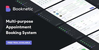 افزونه نوبت دهی و رزرواسیون بوکنتیک Booknetic SaaS وردپرس نسخه 2.7.3