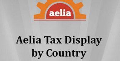 افزونه نمایش مالیات بر اساس کشور Aelia Tax Display by Country for WooCommerce  ووکامرس نسخه 1.16.0.210504