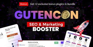 افزونه بازاریابی و سئو Gutencon وردپرس نسخه 1.0